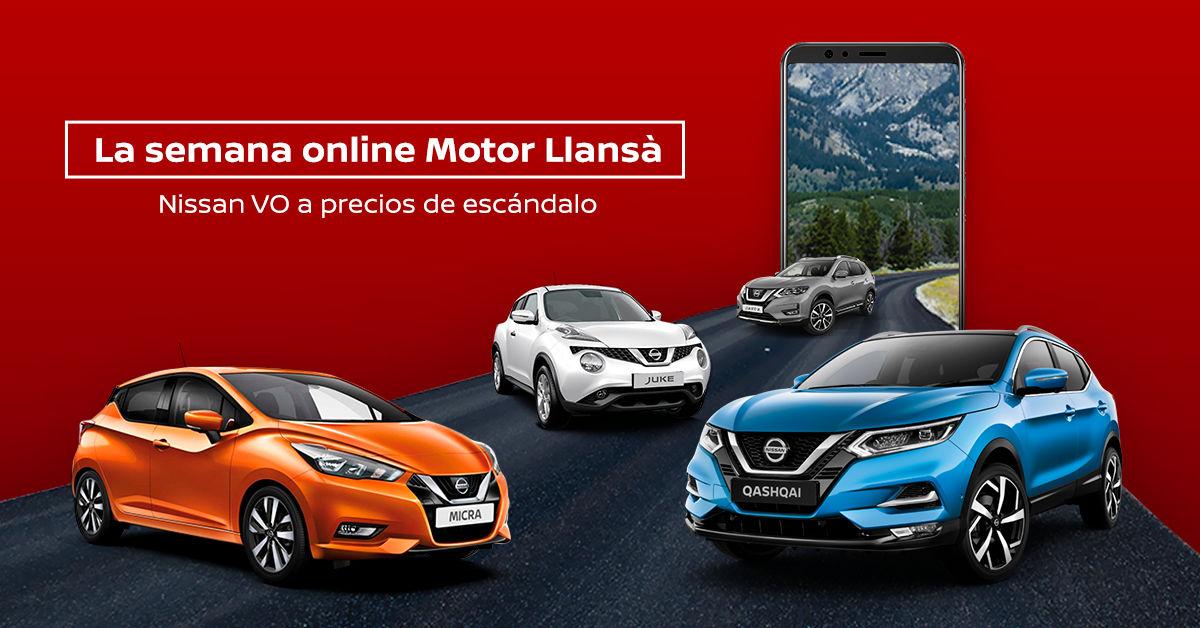 Las mejores ofertas en la Semana Online de Motor Llansà