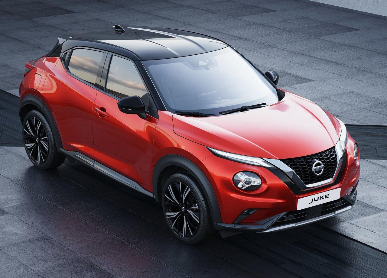 Nuevo Nissan JUKE, más personalidad, mejor rendimiento y nuevas tecnologías